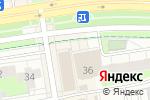 Схема проезда до компании Быстроденьги в Перми