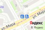 Схема проезда до компании Мобильные аксессуары в Перми