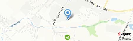 Лидер24 на карте Перми