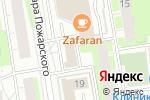 Схема проезда до компании Пермский ремесленник в Перми