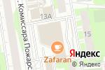 Схема проезда до компании Магазин мужской и спортивной одежды в Перми