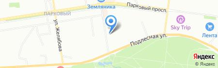 Согласие на карте Перми