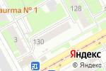 Схема проезда до компании Мастер Мобил в Перми