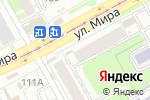 Схема проезда до компании Магазин фастфудной продукции на ул. Мира в Перми