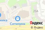 Схема проезда до компании Умный Кролик в Перми