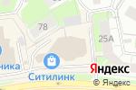 Схема проезда до компании На КрЮчКе в Перми