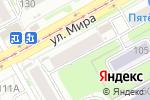 Схема проезда до компании Семейный в Перми
