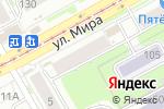 Схема проезда до компании Ломбардъ в Перми