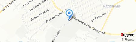 Автопрокат59 на карте Перми