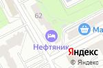 Схема проезда до компании Районное агентство недвижимости в Перми