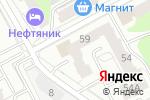 Схема проезда до компании Маша и Миша в Перми