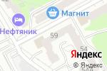 Схема проезда до компании Студия дизайна ногтей Людмилы Старковой в Перми