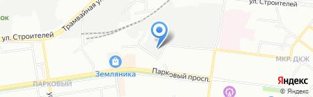 Джинсовый лидер на карте Перми
