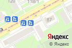 Схема проезда до компании Киоск по продаже кондитерских изделий в Перми