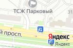 Схема проезда до компании Хлебная лавка в Перми