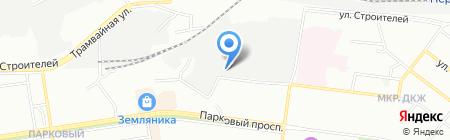 Оптово-розничная фирма на карте Перми