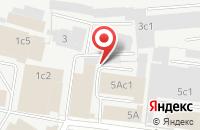 Схема проезда до компании Пять в Перми