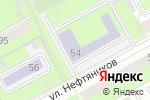 Схема проезда до компании Средняя общеобразовательная школа №108 в Перми