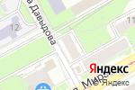 Схема проезда до компании Авто Bento в Перми