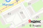 Схема проезда до компании Пиваныч в Перми