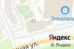Схема проезда до компании Соф-строй в Перми