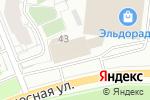 Схема проезда до компании Vaiolet в Перми