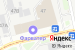 Схема проезда до компании TECHNOCOLOR в Перми