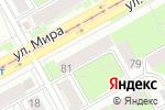 Схема проезда до компании Неокруг в Перми