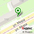Местоположение компании Одежкин