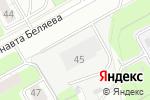Схема проезда до компании Воображариум в Перми