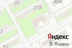 Схема проезда до компании Центр развития системы образования в Перми