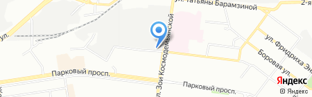 Avto-Systems на карте Перми