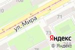 Схема проезда до компании Аваланш в Перми