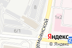 Схема проезда до компании ПРО ЧИП в Перми