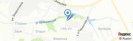 Транзит-Авто-Сервис на карте Перми