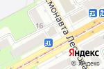 Схема проезда до компании Молочное настроение в Перми