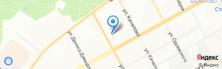 Ателье по ремонту обуви и сумок на карте Перми