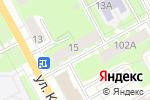 Схема проезда до компании АВТгруз в Перми