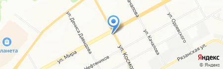 Бережная аптека на карте Перми