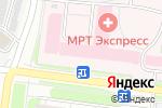 Схема проезда до компании Отделенческая клиническая больница ст. Пермь-2 в Перми