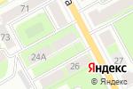Схема проезда до компании А-Соль в Перми