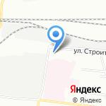 Баня на Парковом на карте Перми