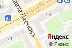 Схема проезда до компании Rieker в Перми