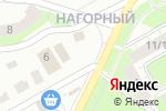 Схема проезда до компании Фруктовый сад в Перми