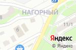 Схема проезда до компании Салон швейных услуг в Перми