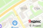 Схема проезда до компании Пермский миграционный центр в Перми