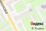 Схема проезда до компании Тэро в Перми