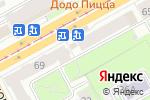 Схема проезда до компании Салон-магазин CD и DVD продукции в Перми