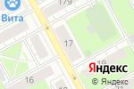 Схема проезда до компании Auto. Ger в Перми