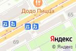 Схема проезда до компании Mobile Life Servise в Перми